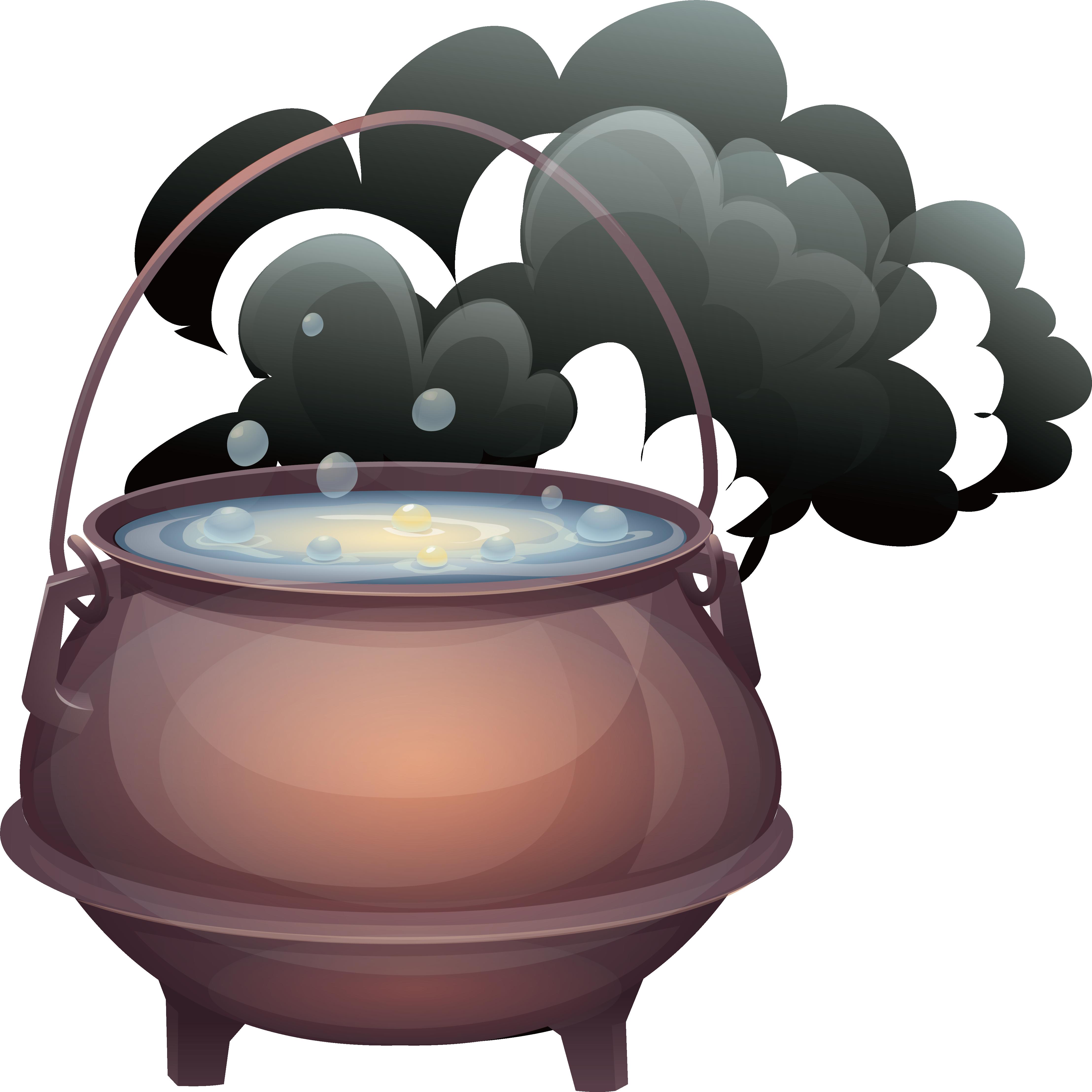 Cauldron PNG Pic.