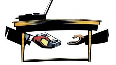 Chennai: Can we eradicate corruption?.