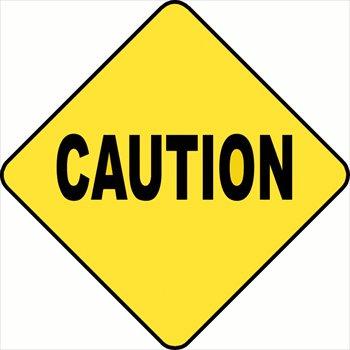 Caution Sign Clipart.