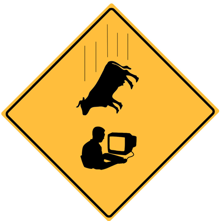 Images Of People Falling.
