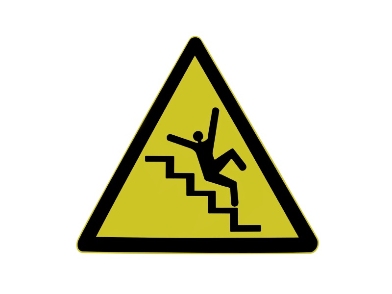 Pictures Of People Falling.