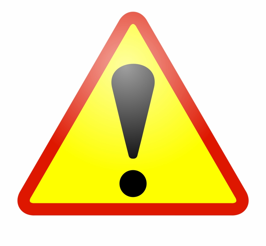 Caution Icon Png.