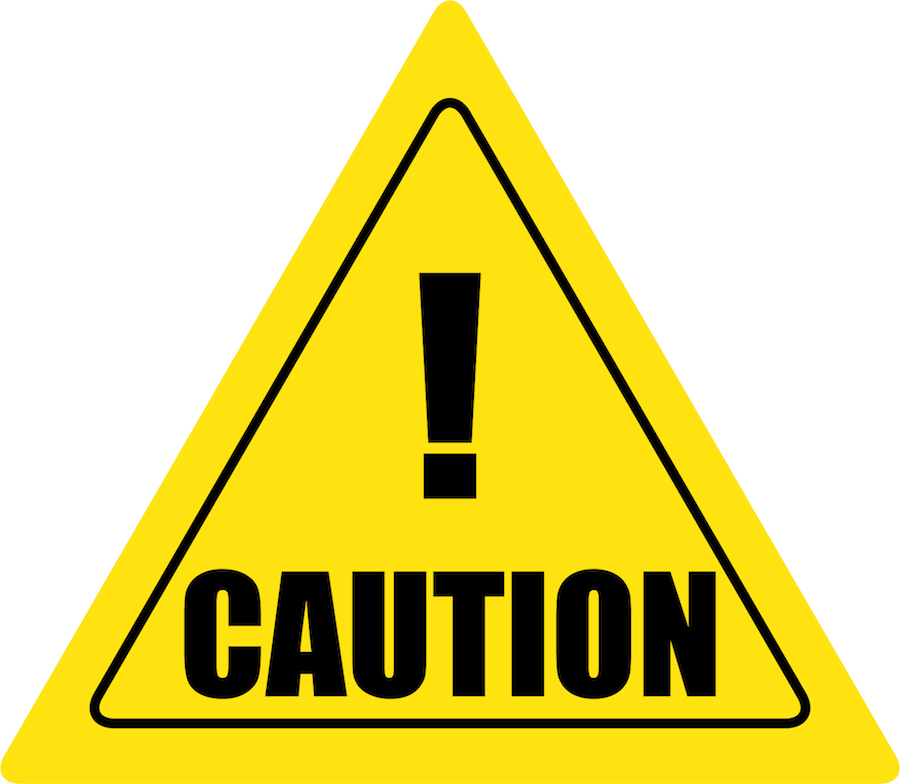 Free Caution Signs, Download Free Clip Art, Free Clip Art on Clipart.