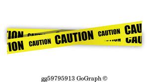 Caution Clip Art.