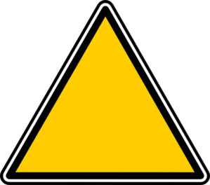 41+ Caution Sign Clipart.