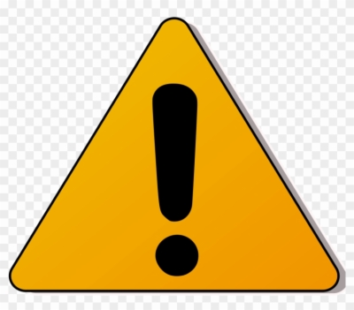 caution , Free clipart download.