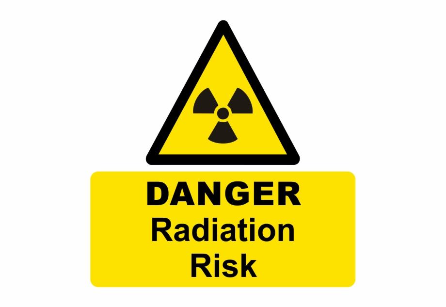 Caution Radiation.