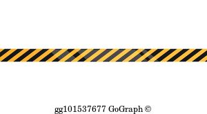Caution Tape Clip Art.