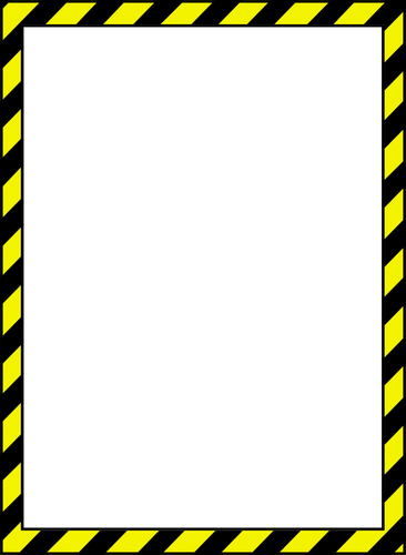 Caution Tape PNG Border Transparent Caution Tape Border.PNG Images.