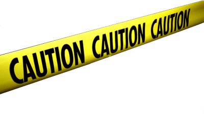 Download Free png caution tape one line.