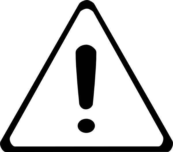 Free Caution Sign, Download Free Clip Art, Free Clip Art on.
