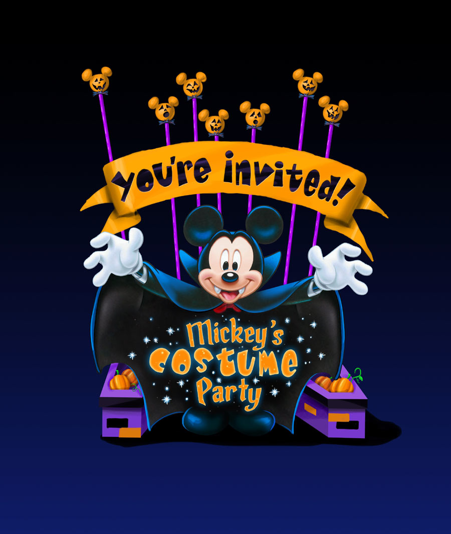 New Cavalcade Coming to Mickey's Halloween Party.