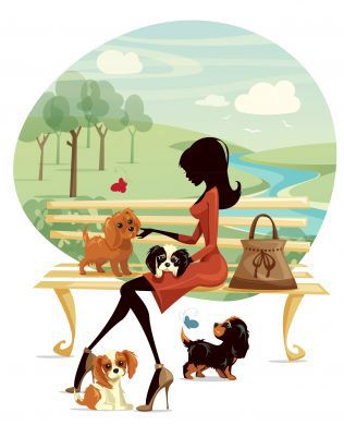 1000+ images about What I Love CAVALIER KING CHARLES SPANIEL on.