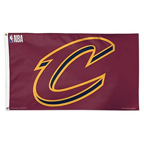 Amazon.com : WinCraft Cleveland Cavaliers New Logo Flag.