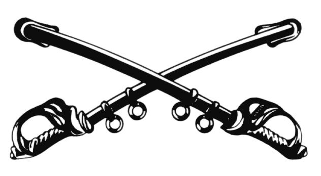 Us cavalry clipart.