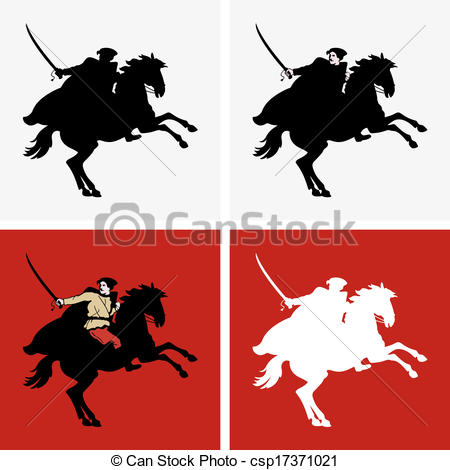 Cavalry Vector Clipart Illustrations. 331 Cavalry clip art vector.