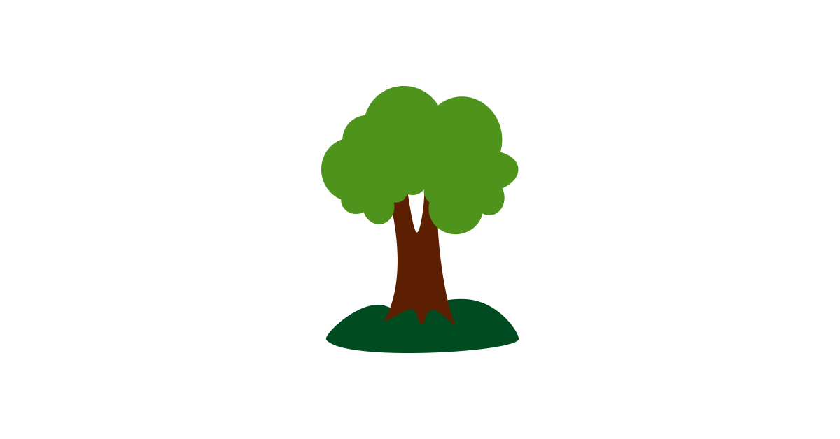 Tree Clipart Vector and PNG.