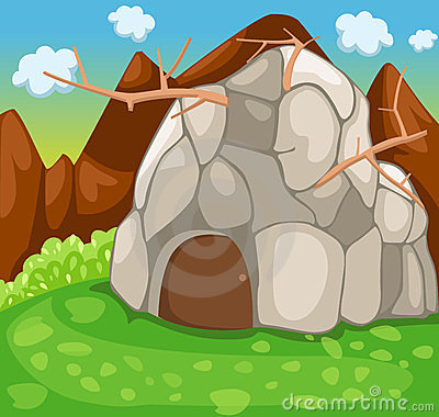 Cave Entrance Clip Art.