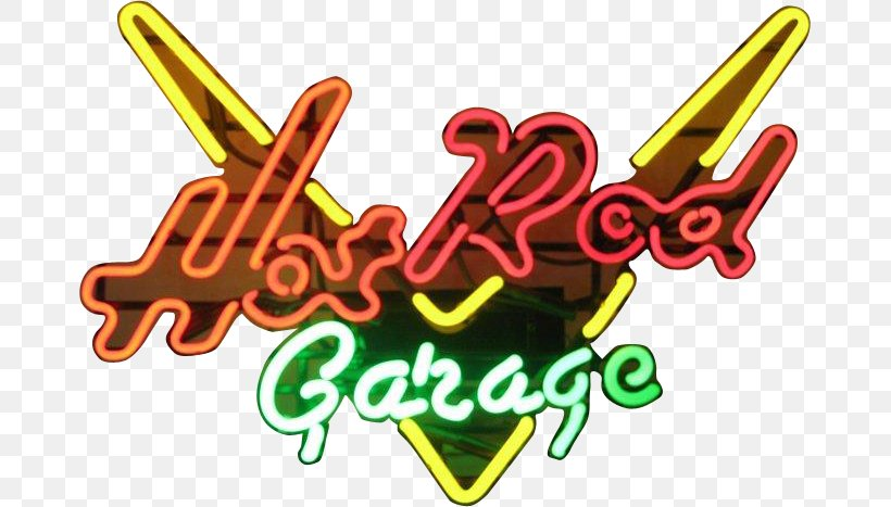 Logo Neon Sign Garage Man Cave, PNG, 673x467px, Logo, Area.