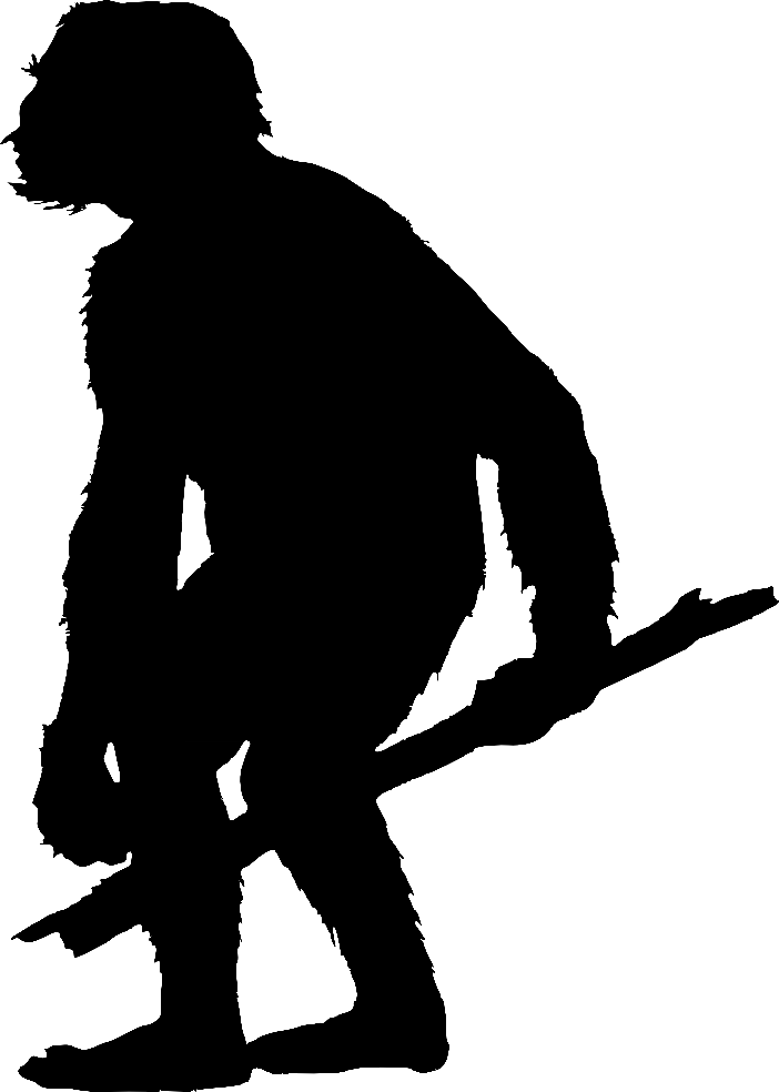 Free Caveman Clipart.