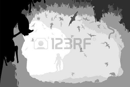 479 Bat Cave Stock Illustrations, Cliparts And Royalty Free Bat.