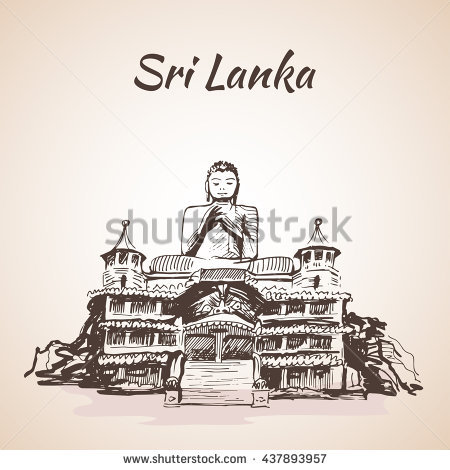 Sri Lanka Dambulla Stock Vectors & Vector Clip Art.