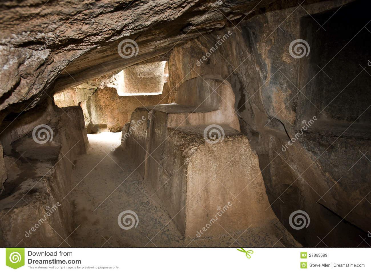 Inca Temple Clipart.