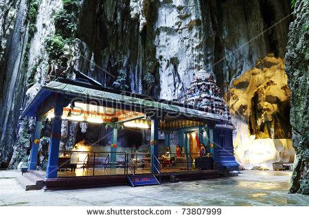Batu Caves Stock Photos, Royalty.