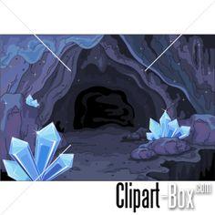 cave tour clipart.