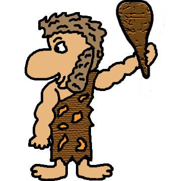 Caveman Clipart.