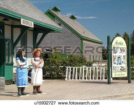 Picture of Canada, Prince Edward Island, Queens County, Cavendish.