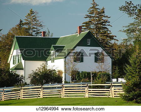 Stock Photo of Canada, Prince Edward Island, Queens County.
