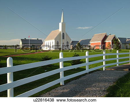 Pictures of Canada, Prince Edward Island, Queens County, Cavendish.