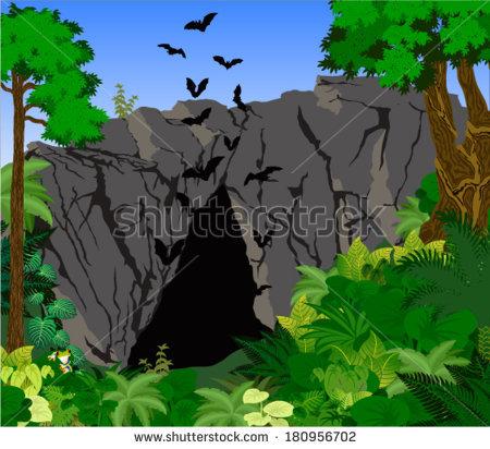 Bat Cave Stock Photos, Royalty.