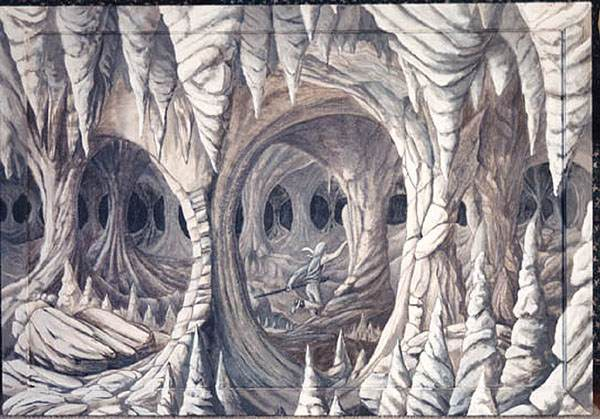 Clifford A. Pickover's Virtual Cavern.
