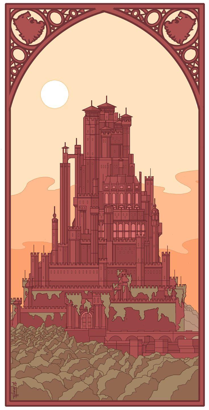 1000+ images about Fantasy landscapes/buildings on Pinterest.