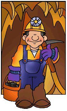 cave explorer clip art.