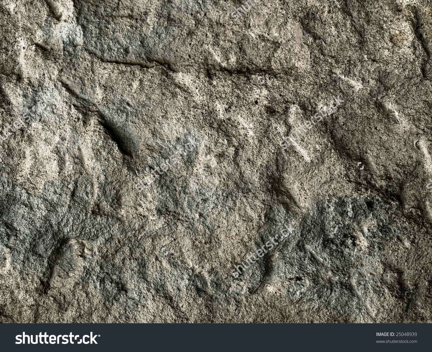 Stone Texture Cave Wall Stock Photo 25048939.