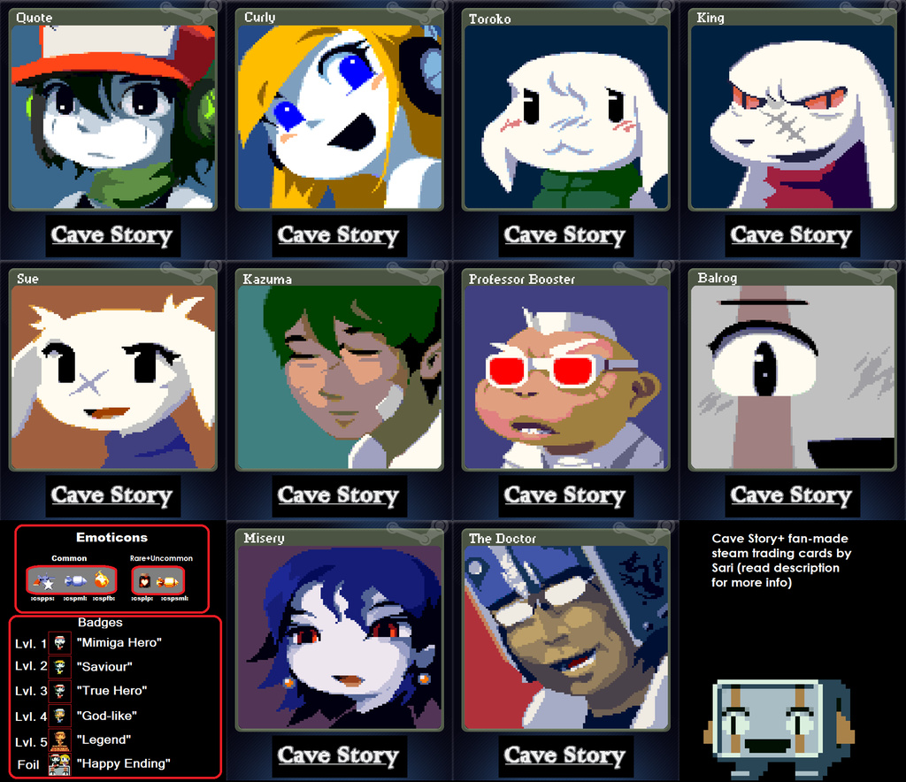 Steam Community :: Cave Story+.