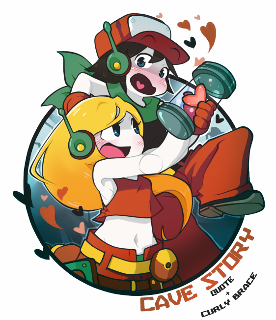 Cave Story favourites by Yorucoll on DeviantArt.