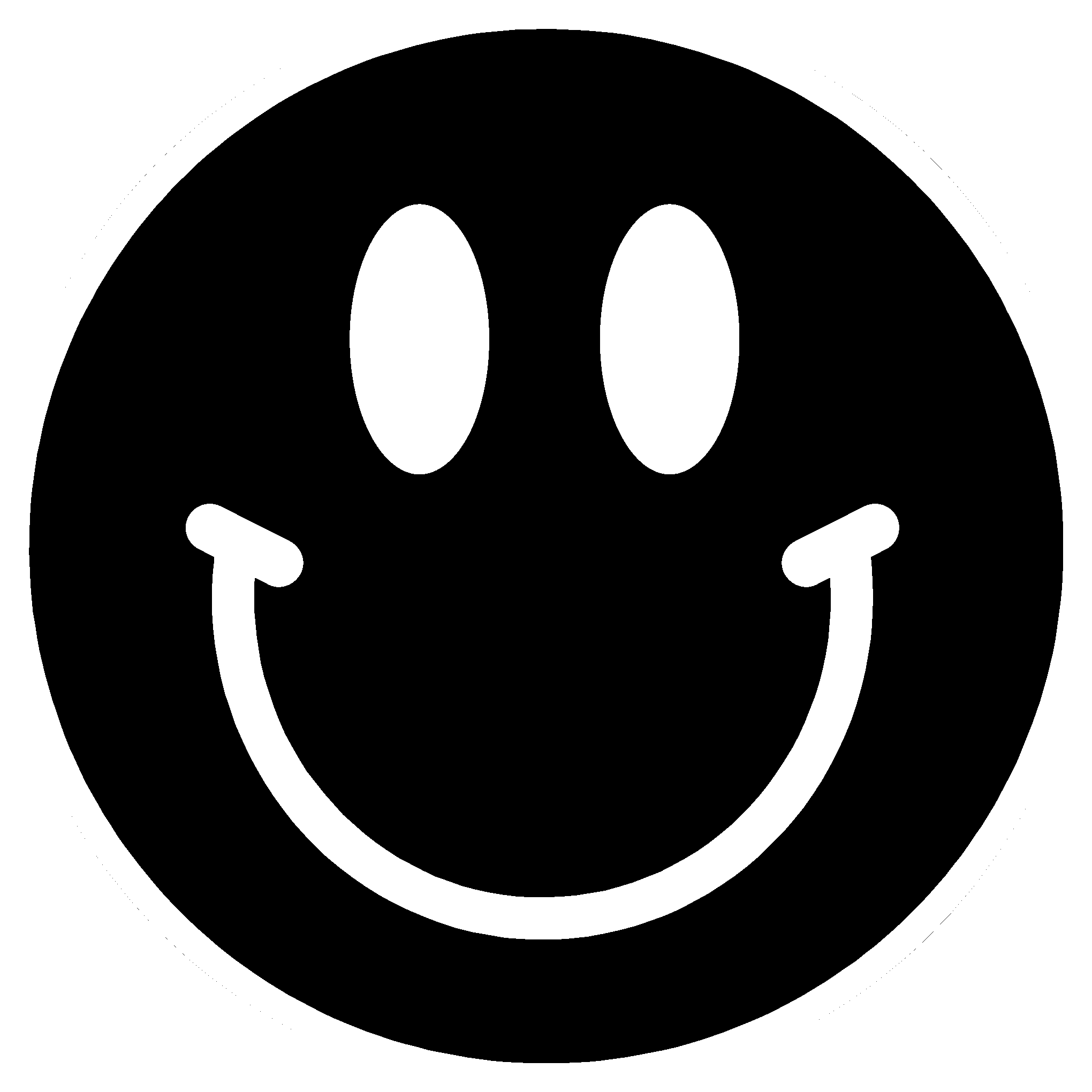 Smiley Face Black Backgrounds Wallpaper Cave #BldZVS.
