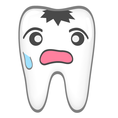 Tooth Cavity Clipart.