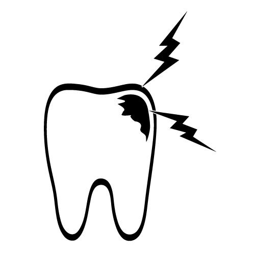 Cavities Clipart.