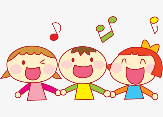 Singing Children.
