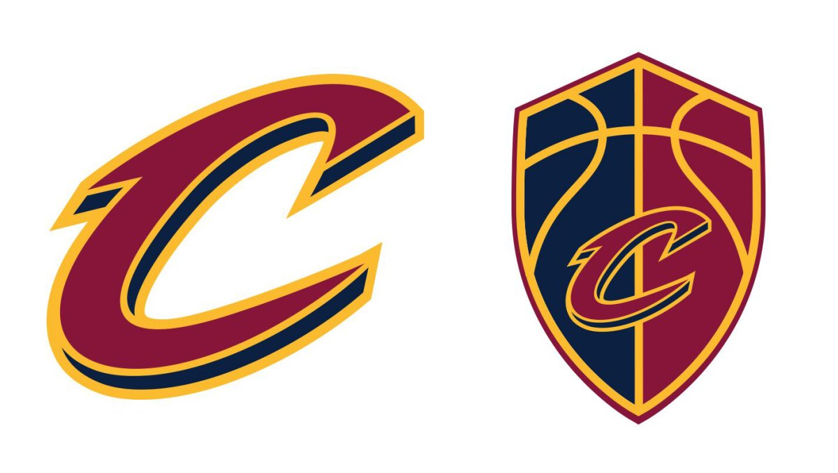 Cleveland Cavaliers introduce \'modernized\' team logos.
