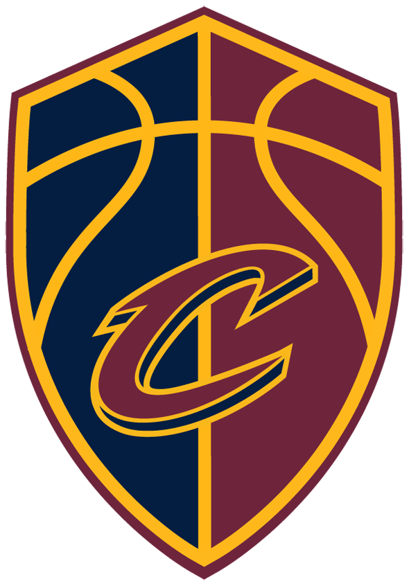 On Eve of NBA Final Cavs Unveil New Logos, Add Black.