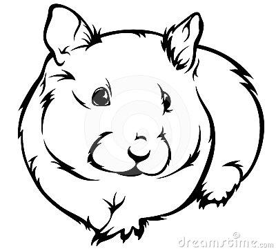 Hamster Clipart.