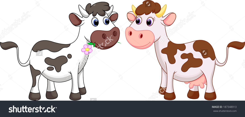 Cute Caw Cartoon Stock Photo 187348913 : Shutterstock.