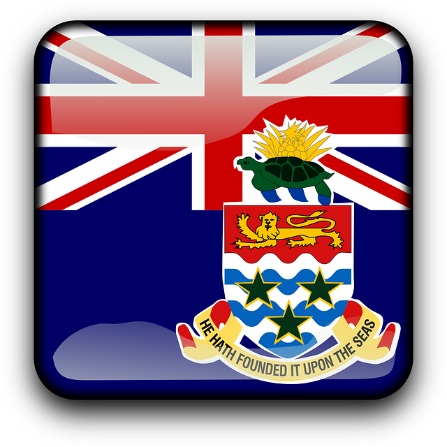 Free vector graphic: Cayman Islands, Flag, Country.