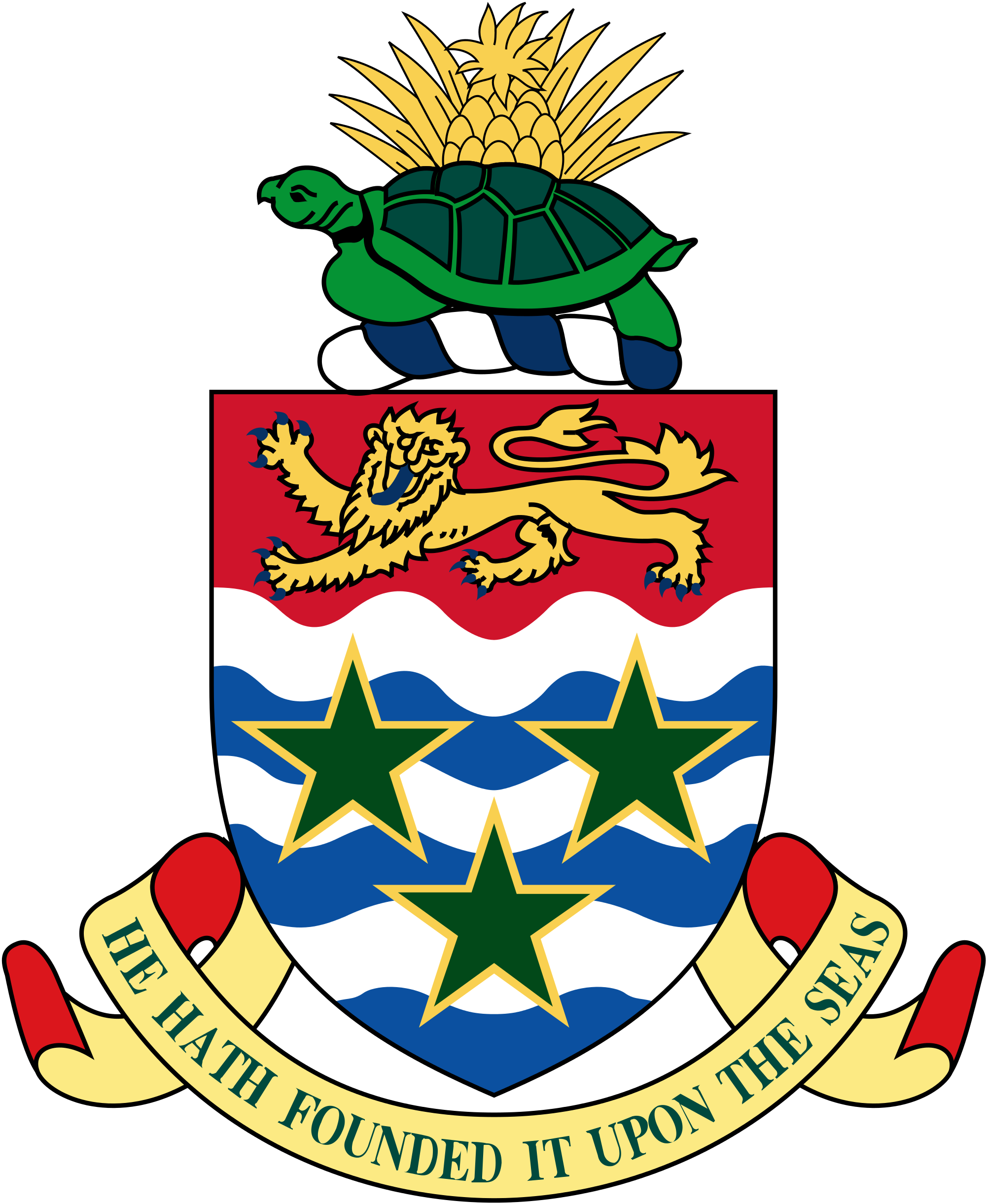 File:Coat of arms of the Cayman Islands.svg.